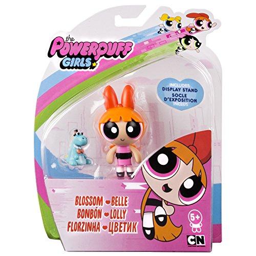 The Powerpuff Girls 6028014 zabawka do gry w doll figuur, model 5 cm, losowy