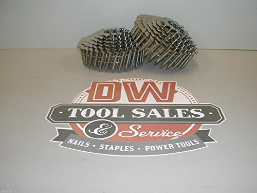 Coil Roofing Nails 1 1/4