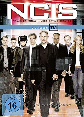 Navy CIS - Season 11, Vol. 1 (3 DVDs)