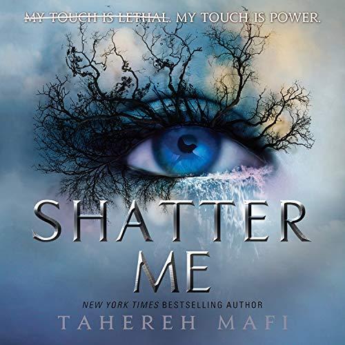 Shatter Me cover art