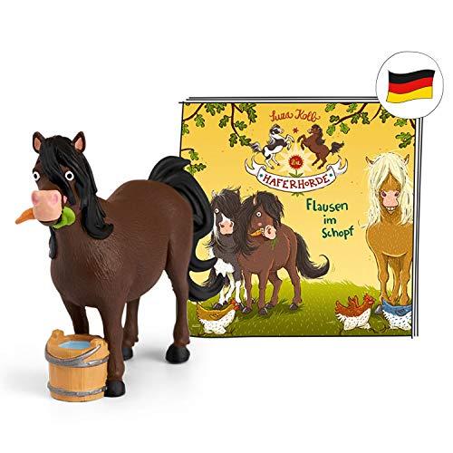 tonies Hörfiguren für Toniebox - Haferhorde - Flausen im Schopf - ca. 138 Min. - Ab 8 Jahre -DEUTSCH