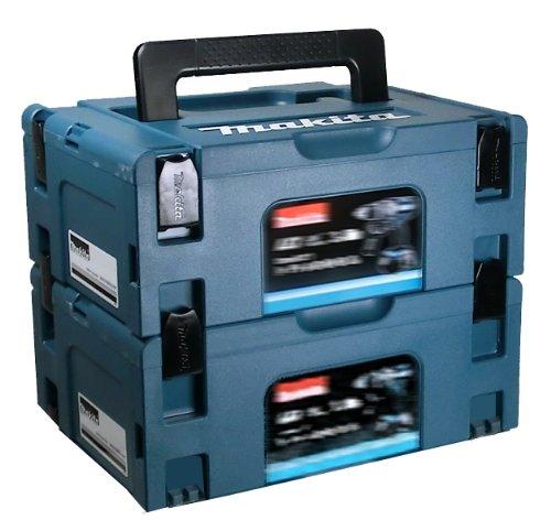 2x Makita Kunststoff Werkzeug Koffer...