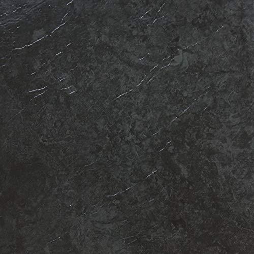 d-c-floor - Selbstklebende Bodenfliesen - Fliesenaufkleber für den Boden, Dark Slate