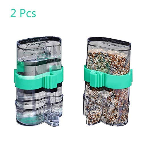 automatic bird seed dispenser - 8