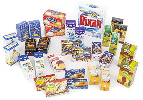 Polly Super Conjunto para el supermercado Infantil Espana 31 Pc