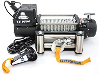 superwinch tiger shark