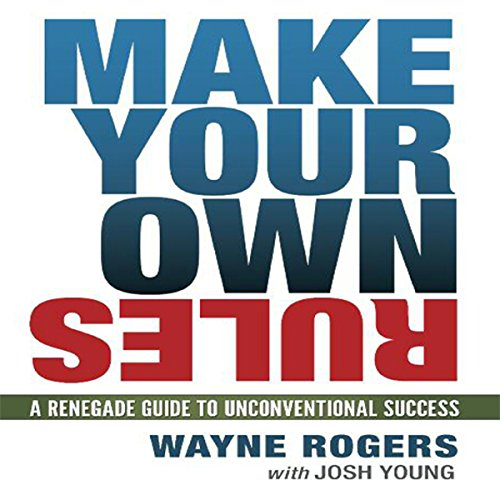 Make Your Own Rules audiobook cover art