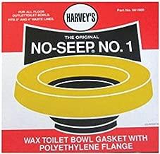 No Seep No. 1 Wax Ring