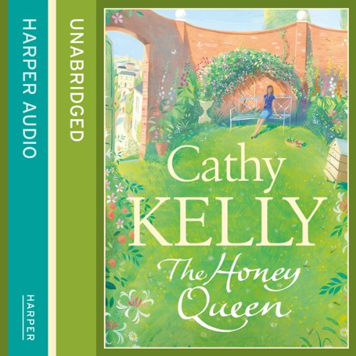 The Honey Queen audiobook cover art