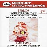 Hector Berlioz: Symphonie Fantastique / Ungarischer Marsch
