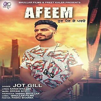 Afeem - Single