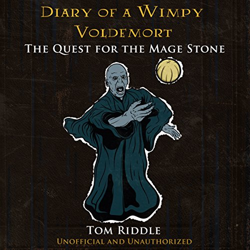 Diary of a Wimpy Voldemort audiobook cover art