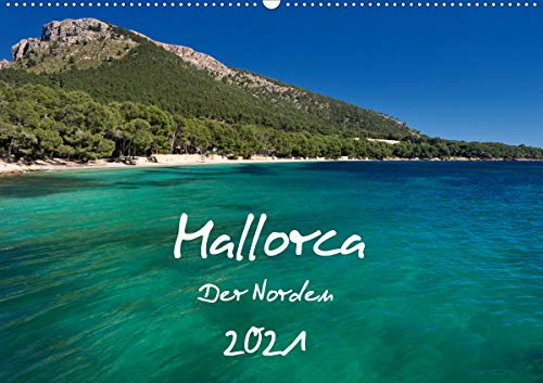 Mallorca – Der Norden (Wandkalender 2021 DIN A2 quer)
