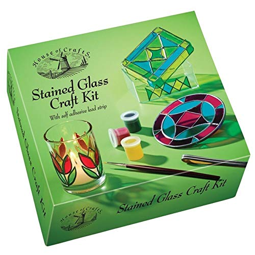 Glasmalerei Handwerk Kit