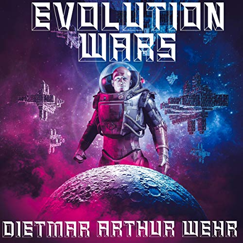 『Evolution Wars』のカバーアート