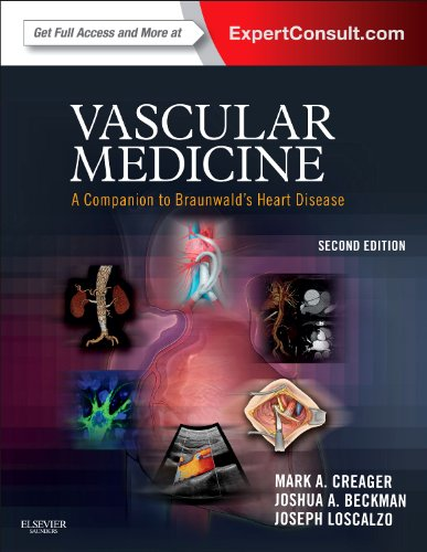 Vascular Medicine A Companion To Braunwalds Heart Disease Expert Consult Online And Print 2e