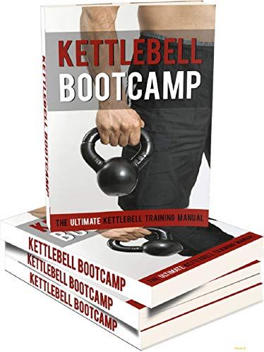 Kettlebell Bootcamp: Training offers a unique combination of benefits from strength exercises and ca