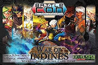 Level 99 Games BattleCon War of Indiness Card Game