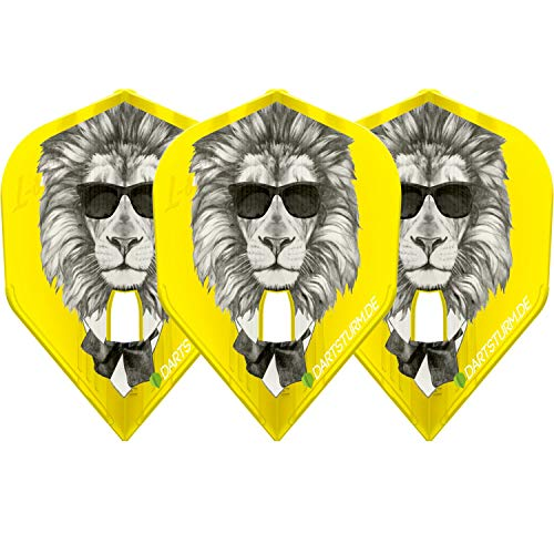 L-Style - Champagne Flight Kami - Cool Lion - Shape Farbe Gelb
