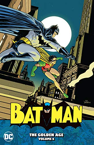 Batman: The Golden Age  Vol. 6 (Detective Comics (1937-2011)) (English Edition)