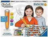 Ravensburger tiptoi Starter-Set 00802: Stift und Buchstaben-Spiel - Lernsystem für Kinder ab 4...