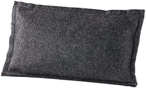 Lescars Auto Entfeuchter Kissen: Luft- und Autoentfeuchter, wiederverwendbar, 1 kg (Entfeuchter fürs Auto)