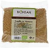 Bionsan Semillas de Mostaza - 6 Paquetes de 150 gr - Total: 900 gr