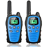 FAYOGOO Walkie Talkies for Kids, 22 Channel FRS/GMRS Two Way Radio Toys, Up to 3 Miles Long Range Kids Walkie Talkies, Toys for 5-13 Year Old Boys and Girls Gift