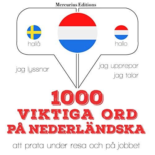 1000 viktiga ord på nederländska cover art