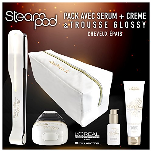 L'oreal - Pack Steampod 2.0 trousse...