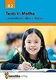 Tests in Mathe - Lernzielkontrollen 2. Klasse, A4- Heft (Lernzielkontrollen, Klassenarbeiten und Proben, Band 82) - Agnes Spiecker