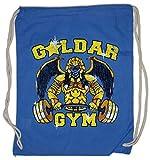 Urban Backwoods Goldar Gym Borsa da Palestra Sportiva