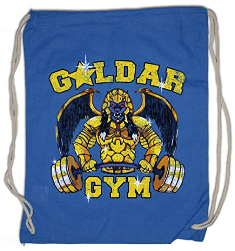 Urban Backwoods Goldar Gym Borsa da Palestra Sportiva