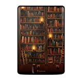 DecalGirl Skin per Kindle Paperwhite - Library [compatibile con Kindle Paperwhite (5ª e 6ª generazione)]