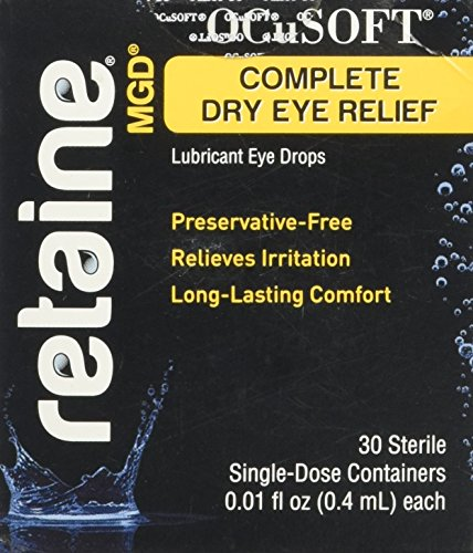 Ocusoft Retaine MGD Ophthalmic Emulsion 2 Pack