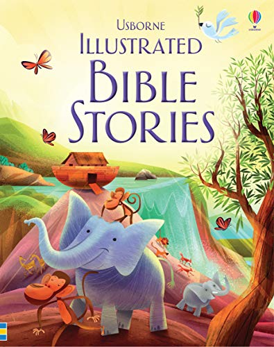 Illustrated Bible Stories (Illustrated Story Collections)