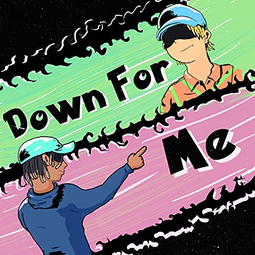 Down For Me (feat. RWE REA) [Explicit]