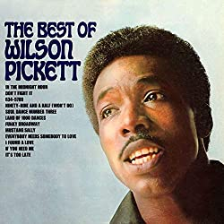 The Best Of Wilson Pickett (180 Gram Translucent Gold Audiophile Vinyl/Limited Edition)