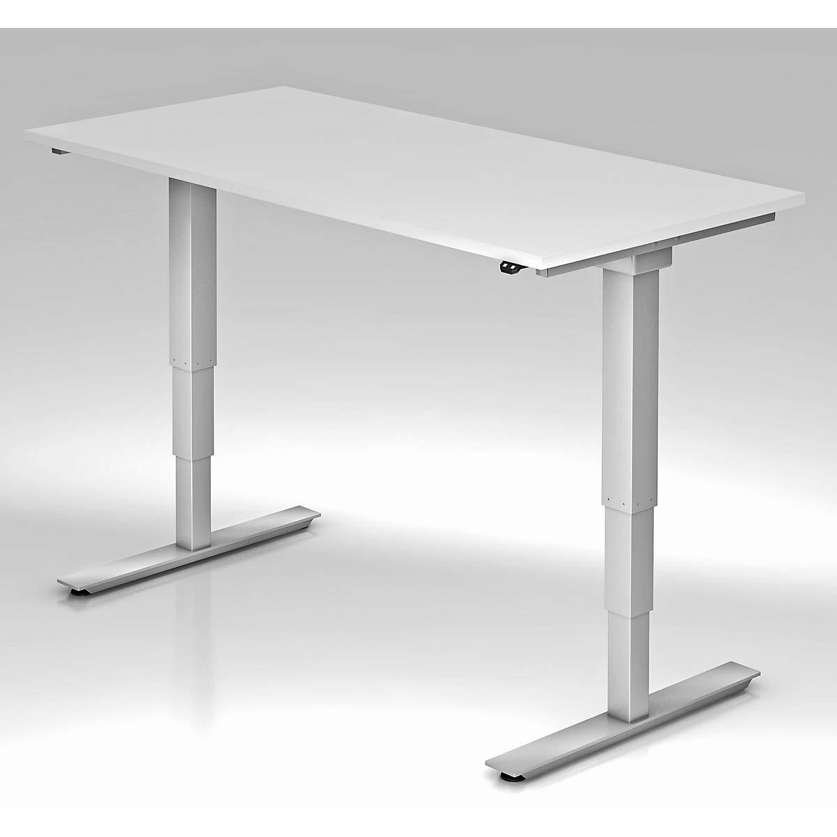 upliner escritorio sobre patas, Eléctrico – sin Traverse, L x P ...