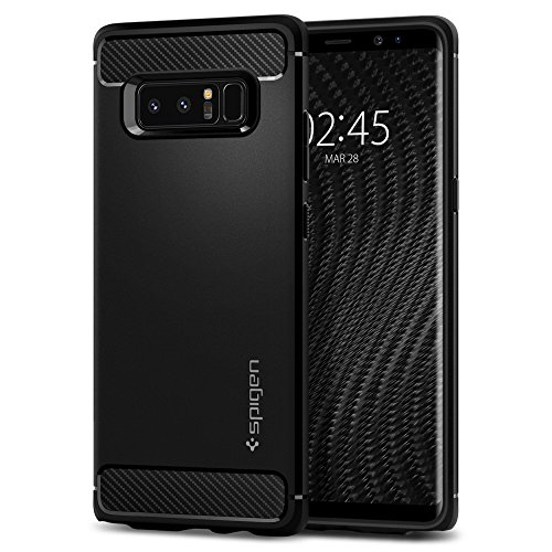 Samsung Galaxy Note 8 Case, Spigen® [Rugged Armor] Galaxy Note 8 Case...