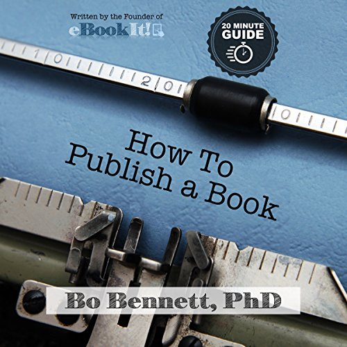 How to Publish a Book audiobook cover art