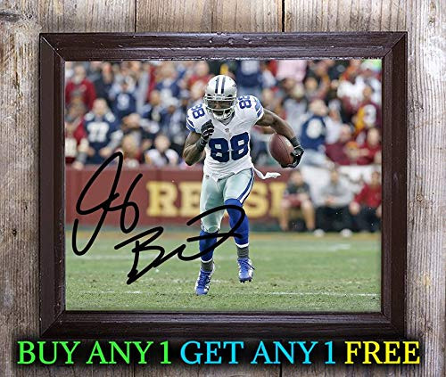 Dez Bryant American Football Wide Receiver Autographed 8x10 Photo Reprint #12 Special Unique Gifts Ideas Him Her Best Friends Birthday Christmas Xmas Valentines Anniversary Fathers Mothers Day