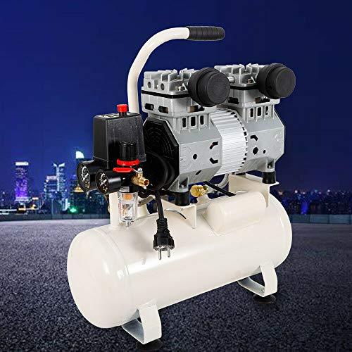 Flüster Luftfilter Kompressor 980W 15L Ölfreie...