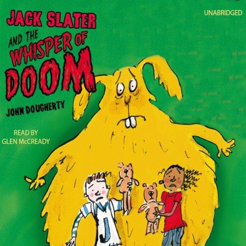 Jack Slater and the Whisper of Doom cover art