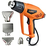 VonHaus 2000W Heat Gun – Remove Paint, Varnish, Dissolve Adhesives,...