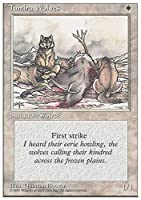 Magic: the Gathering - Tundra Wolves - Fourth Edition