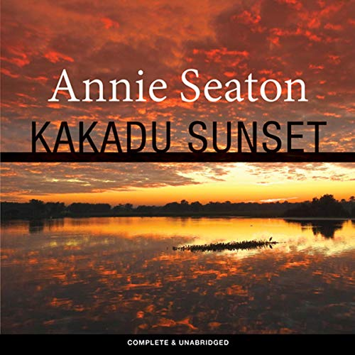 Kakadu Sunset cover art