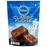 Contains 12 - 10.25-ounce boxes of Pillsbury Classic Fudge Brownie Mix Rich and moist classic chocolate fudge taste to excite your sweet tooth 3 ingredients & 3 easy steps Makes one 9x13 pan of brownies Fun to frost and decorate with seasonal sprinkl...