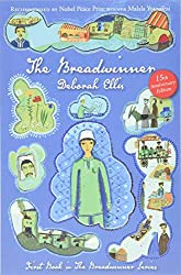 The Breadwinner book cover
