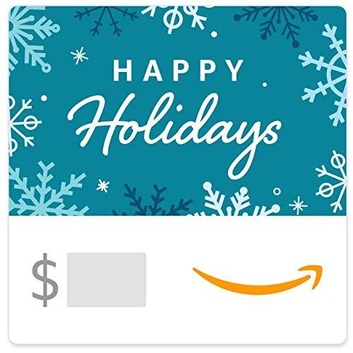 Amazon eGift Card - Snowflakes